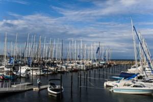 Kieler Woche Olympiahafen Schilksee