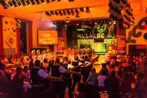 Lengenfelder Carneval Club Auftaktveranstaltung